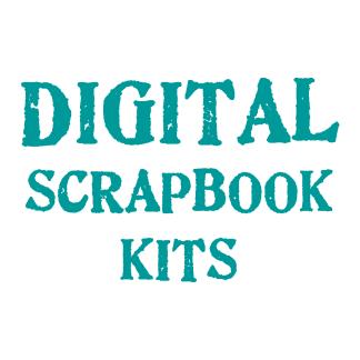 Digital Scrapbook Kits