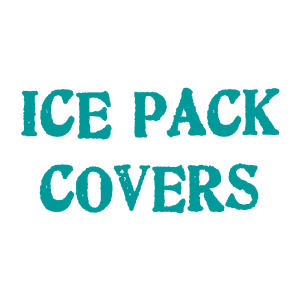 Ice Pack Covers | Decorative & Fun | Handmade Ice Pack Covers |Stacey Sansom Designs SHOP