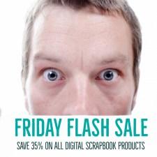 Friday Flash Sale – November 16, 2018