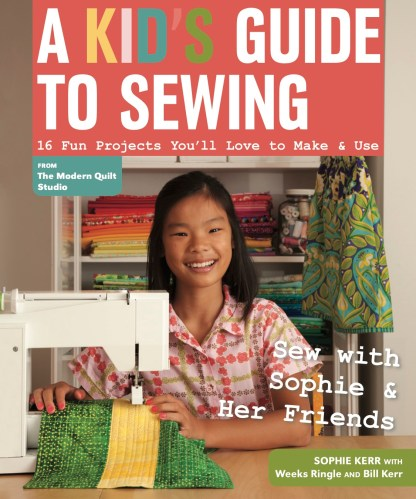 Selected Textbook | Kid's & Adult Beginner Sewing | Stacey Sansom Designs
