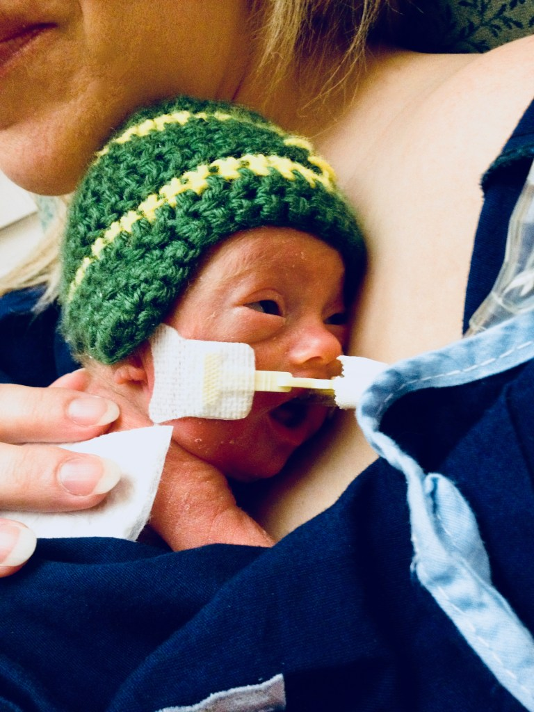 My son lived for 55 days, why his life isn't defined by his short time on earth
