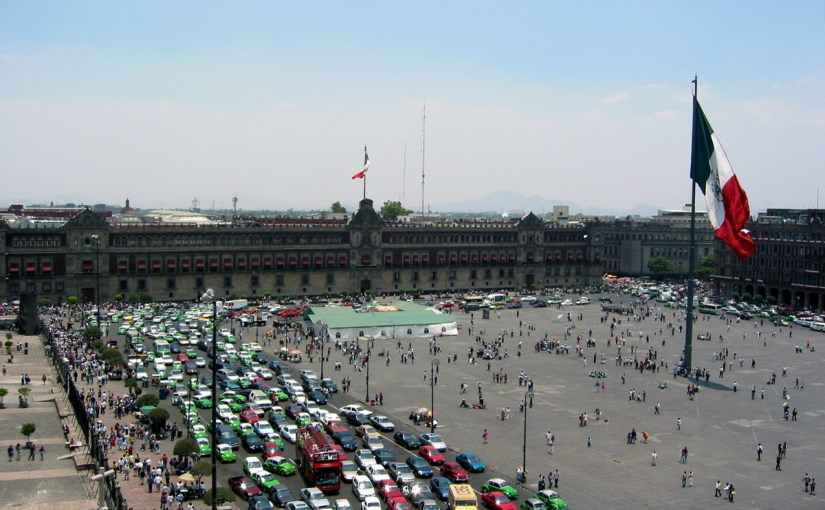 Mexico City is the oldest capital city in the Americas.