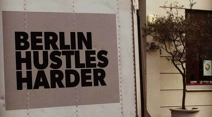 Photos: Bold views of Berlin