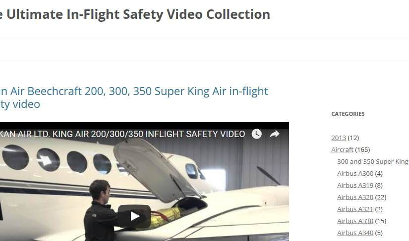"<a target=""_blank"" href=""http://inflightsafetyvideos.com/"">The Ultimate In-Flight Safety Video Collection</a>"