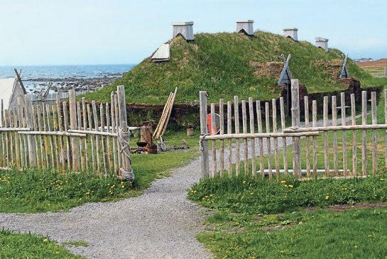 Walking in the footsteps of Newfoundland's Viking settlers