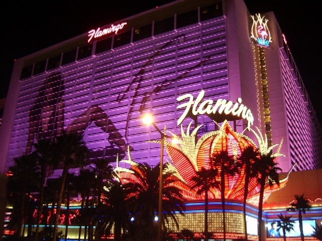 Need a hotel? Head to Vegas.