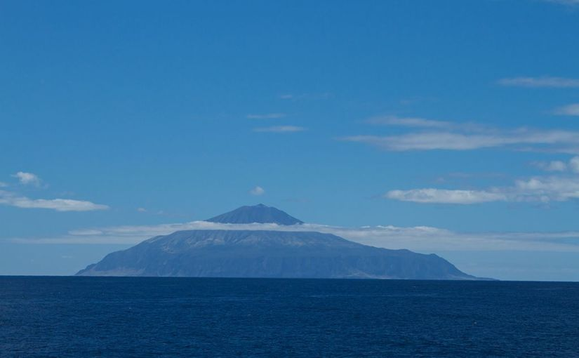 Tristan de Cunha is the world's most remote inhabited island.