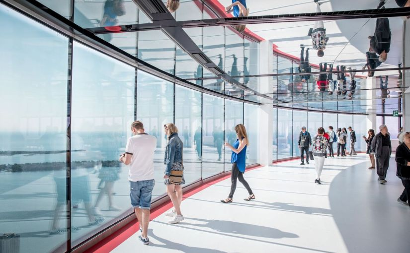 Toronto's CN Tower gets an upgrade after 42 years