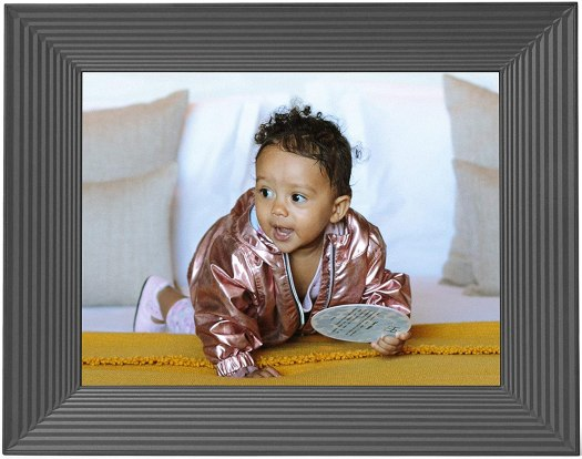 Aura smart frame