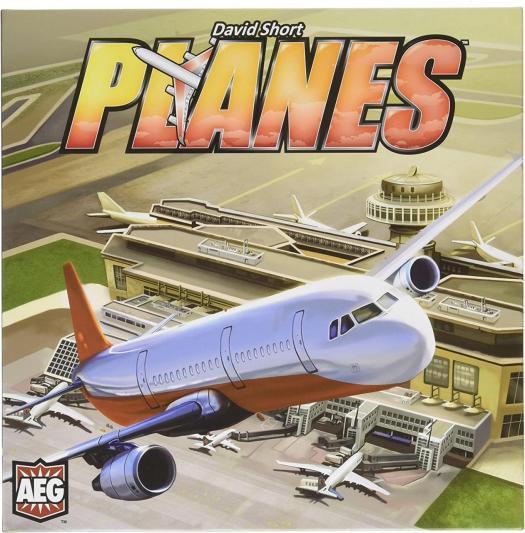 Planes board game