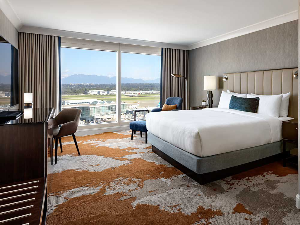 Vancouver airport hotel