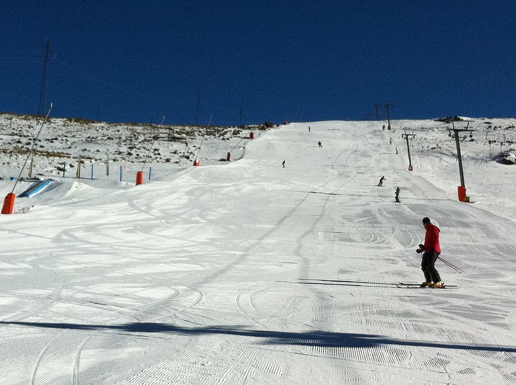 Lesotho ski resort