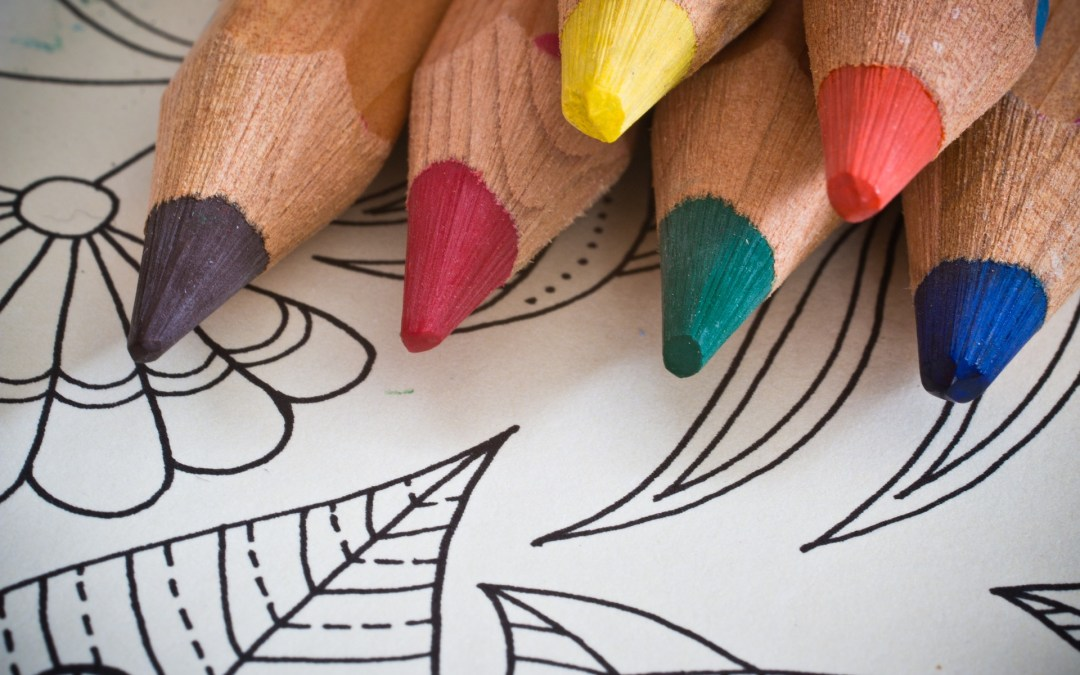 Colouring Your Stress Away www.stacieoverman.com
