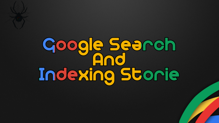 Google Search Indexing