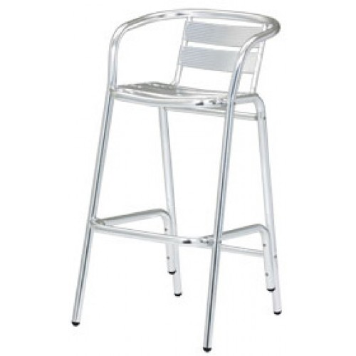 Aluminum Bar Stool