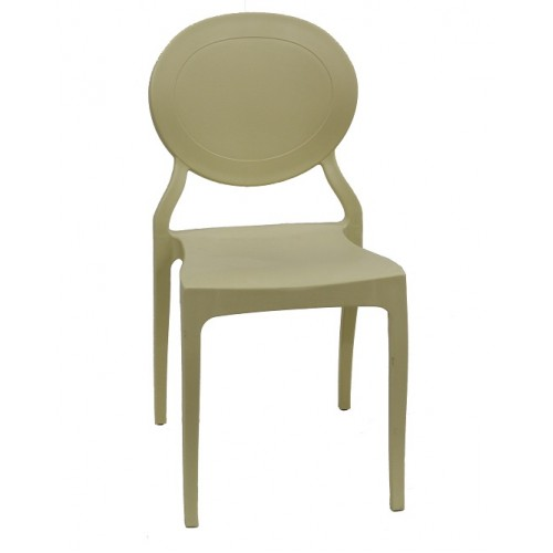 Crete Side Chair Soft Yellow