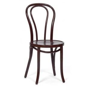 T18 Side Chair with Veneer Seat