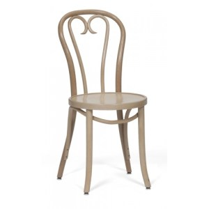 T19 Side Chair with Veneer Seat