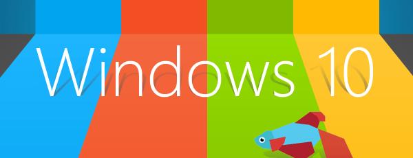 Por fin llegó Windows 10