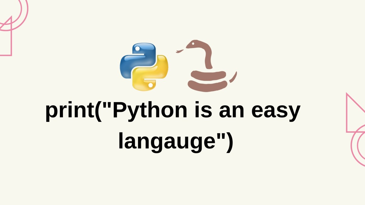 Python Applications Examples | What can you do with Python?