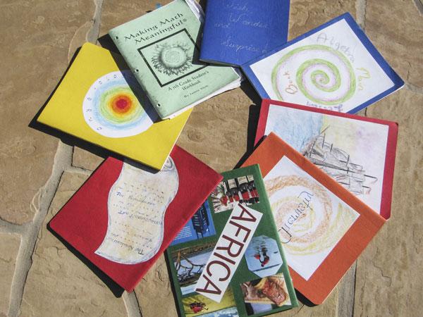 7th-grade-main-lesson-books-homeschool