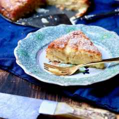 Photo of French Apple Cake, recipe by stacy lyn harris