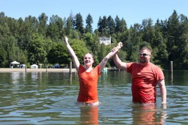 Baptism North Creek