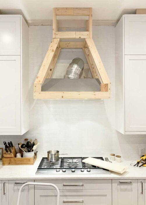 https www stacyssavings com how i built my diy farmhouse vent hood cover