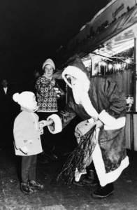 Stader Weihnachtsmarkt 1967