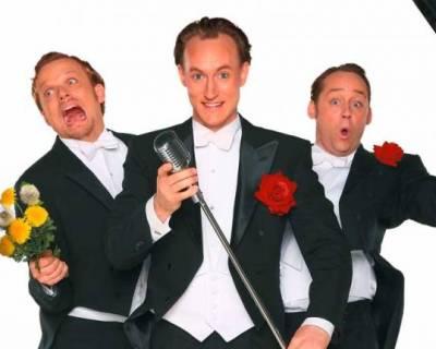 Bidla Buh – Silvester-Special  Musik-Comedy der Spitzenklasse
