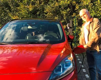 Abgelaufen:Ladestation für E-Autos