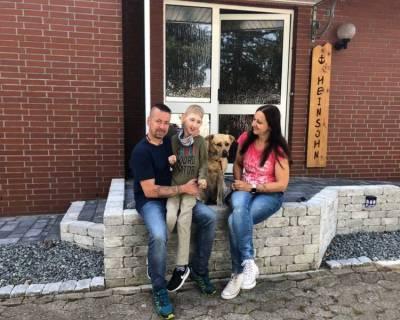 Moritz – Leben mit Fußball, Therapie und Rollstuhl