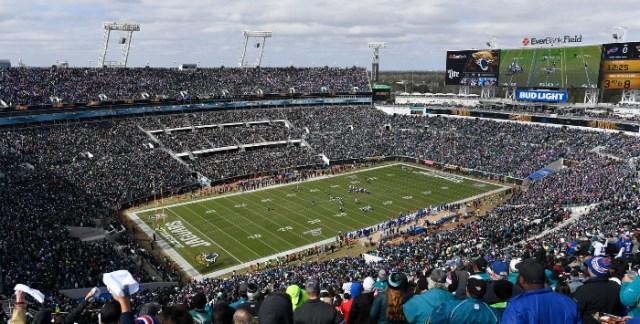 Jacksonville Jaguars' EverBank Field set for name change   Stadia Magazine