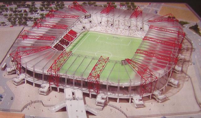 The Plans For Karaiskaki Stadium