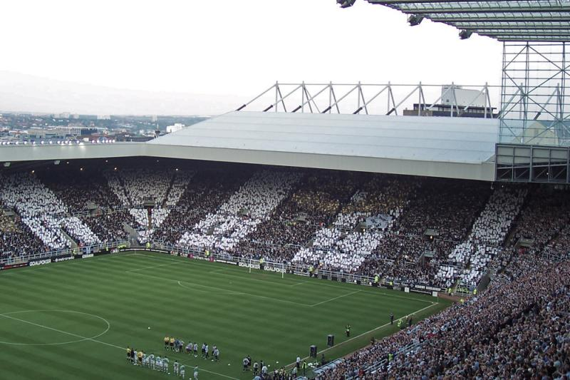 Image result for pictures of st james park newcastle