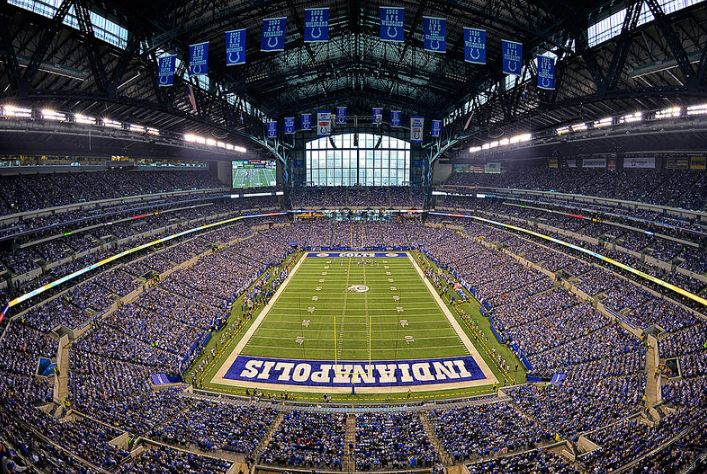 Lucas Oil Stadium, Indianapolis Colts football stadium - Stadiums of Pro  Football