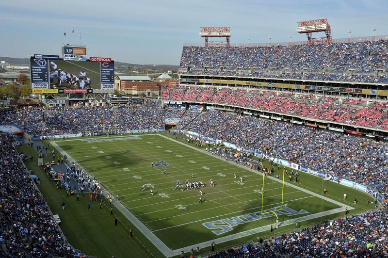 Nissan Stadium, Tennessee Titans football stadium - Stadiums of Pro Football
