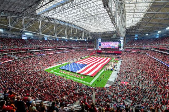 State Farm Stadium, Arizona Cardinals football stadium - Stadiums of Pro  Football
