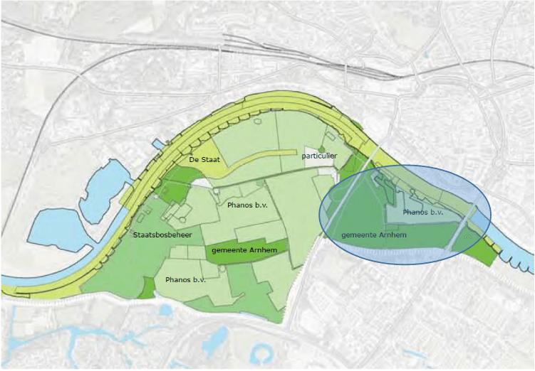 Bekijk hier het plan voor het Stadsblokken gebied