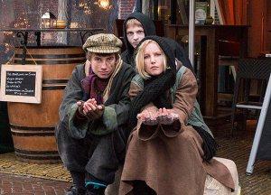 Winterevenementen Sneek en omgeving: Dickens Winter Wonderland Scharnestraat Sneek