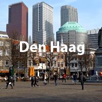 Den Haag stadsstranden