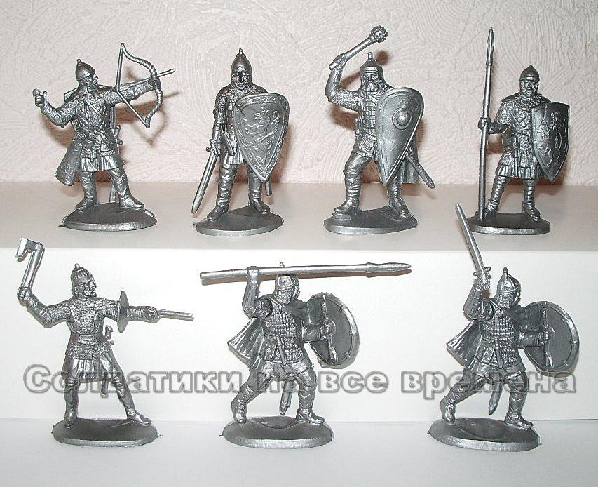 No Name Knights Additions - Stad's StuffStad's Stuff