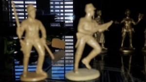 Atlantic Figure Copies Not Done B Gulliver or Hong Kong