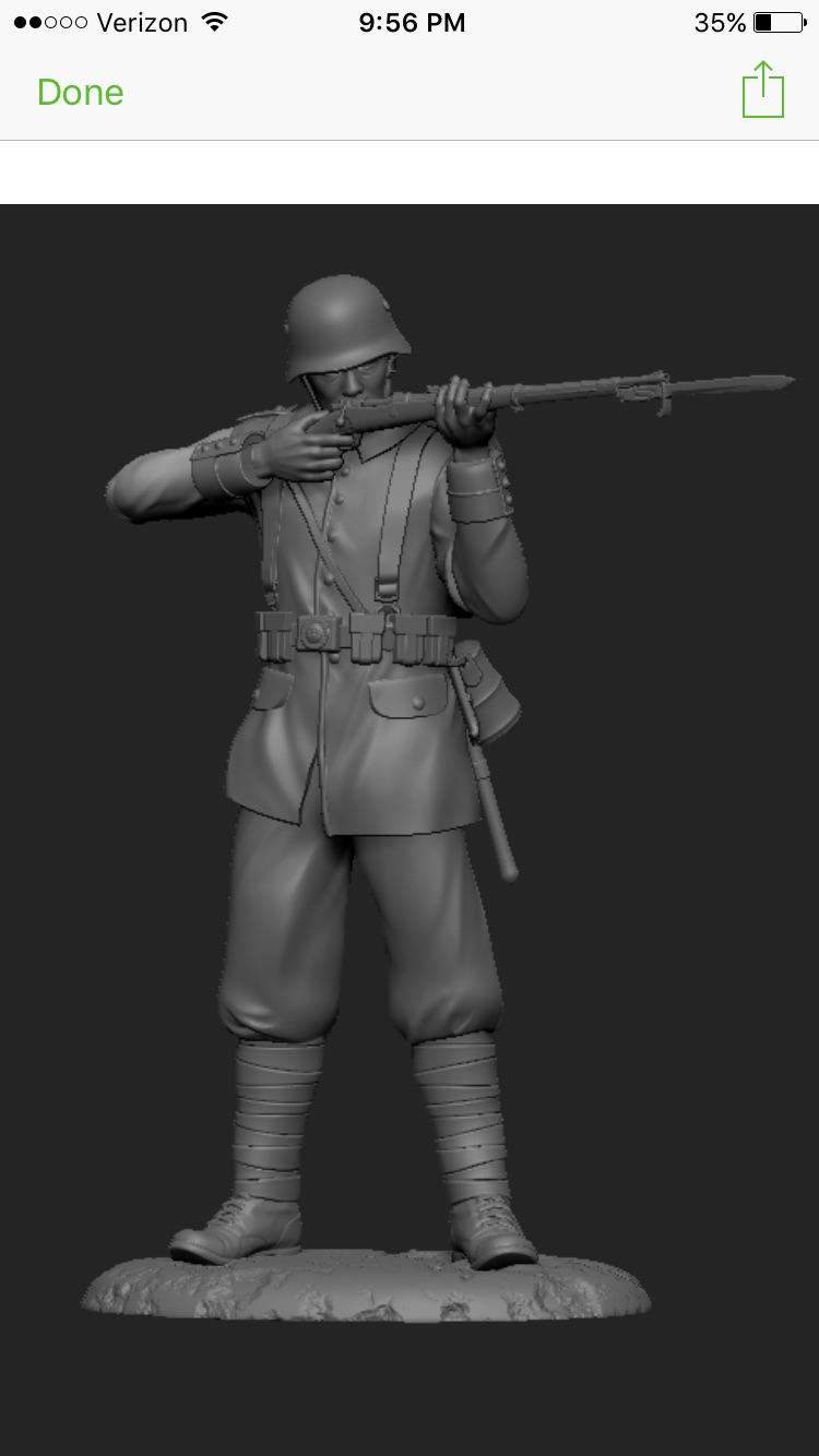 6 Dulcop World War I Italian Alpine Troops very low stock!