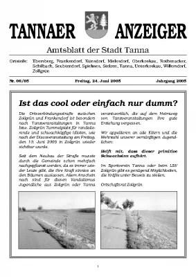 Amtsblatt Juni 2005