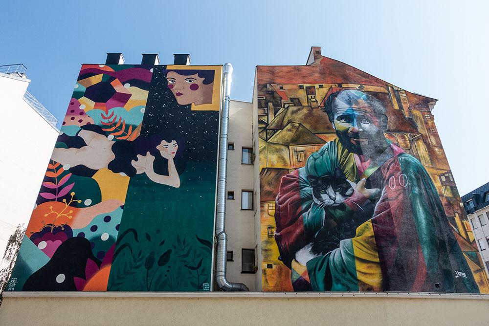 Graffitikunstler Aus Wien Gestalten Nach Deinem Wunsch