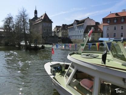 Digitale Stadtführung - Flusspfad Bamberg