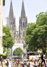 Christopher street day 2015 in Köln
