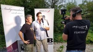 Interview Stadtgemunkel in Dingolfing