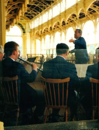 Konzert in den Kolonnaden